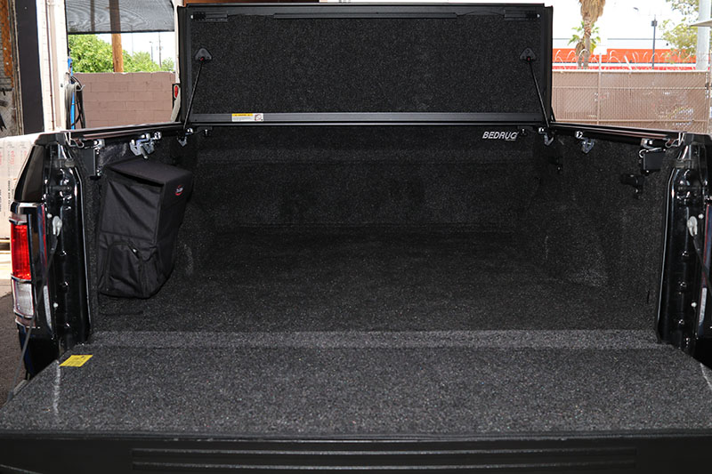 UnderCover Ultra Flex Tonneau Cover With BedRug