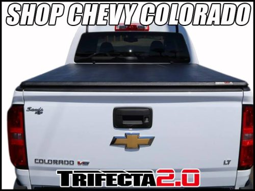chevy colorado extang trifecta 2.0 truck bed cover