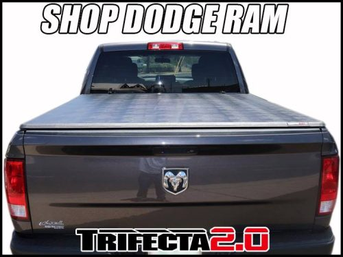 Dodge Ram Extang Trifecta 2.0 Tonneau Cover
