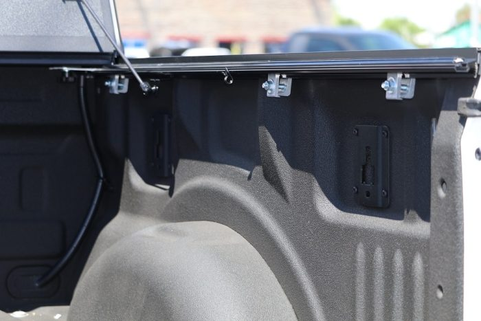 CLAMPS INSTALL Ford F150 BAKFlip MX4 Cover