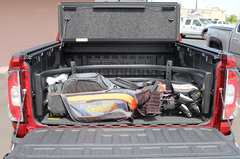 Truck Bed Extender & BedRug Mat
