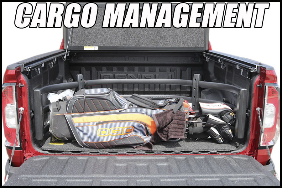 cargo management truck bed