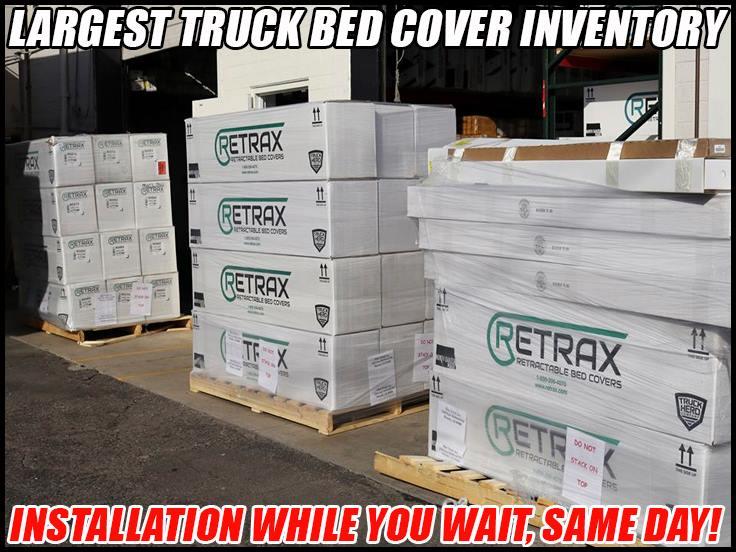 retrax inventory