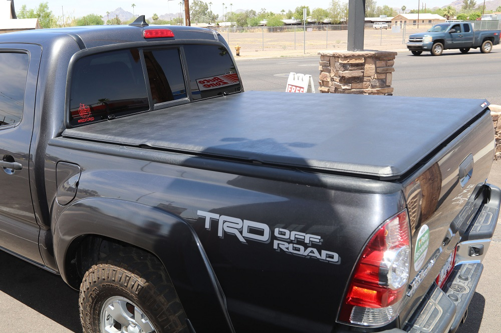 Extang Trifecta 2 0 92915 Truck Bed Cover 2005 2015 Tacoma 6 Bed