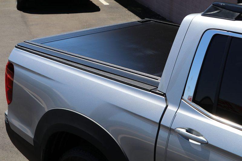 2017 Honda Ridgeline RetraxONE MX Retractable Tonneau Cover
