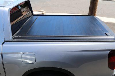 2017 Honda Ridgeline RetraxPRO MX Retractable Bed Cover