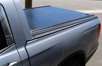 2017 Honda Ridgeline RetraxPRO MX Retractable Tonneau Cover