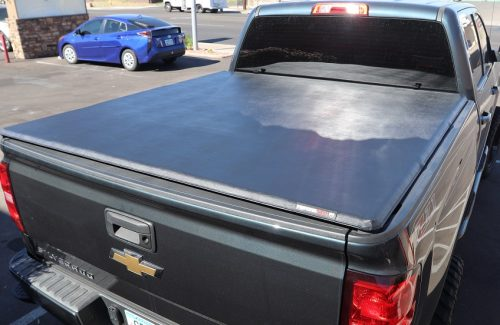 CHEVY SILVERADO EXTANG TRIFECTA 2.0 Bed Cover