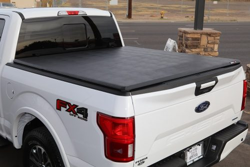 FORD F150 EXTANG TRIFECTA TONNEAU COVER