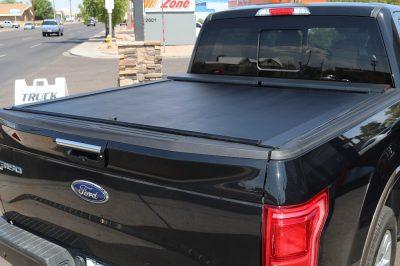 Ford F150 Roll N Lock Retractable Tonneau Cover