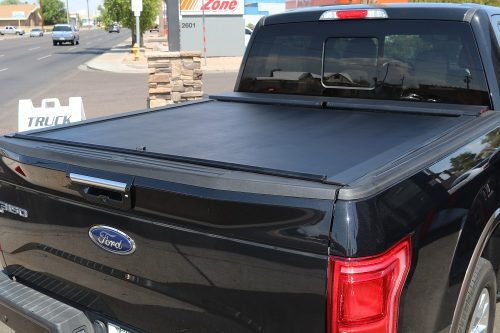 Ford F150 Roll N Lock Retractable Tonneau Cover
