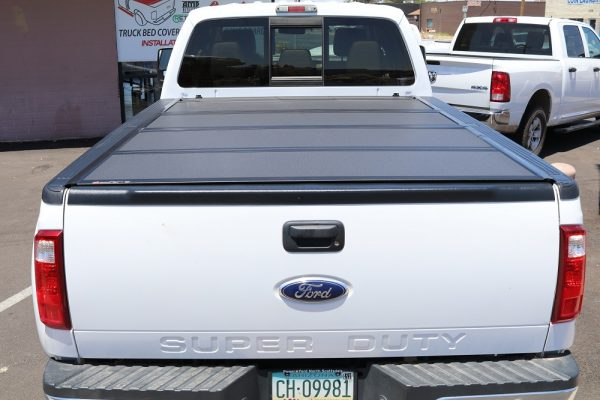 Ford Super Duty Long Bed BAKFlip MX4 Tonneau Cover