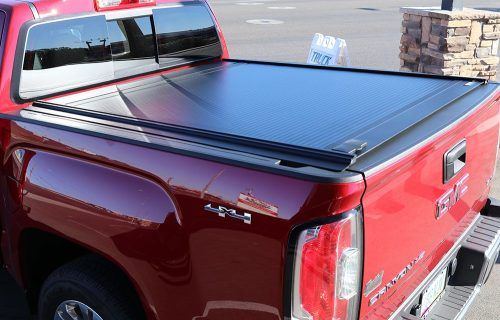 GMC Canyon RetraxONE MX Truck Bed Cover