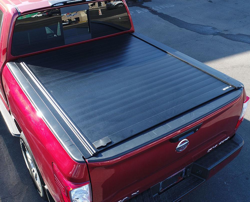 2005 2020 Nissan Frontier 5 Bed Cover Retraxpro Mx 80721 Truck Access Plus