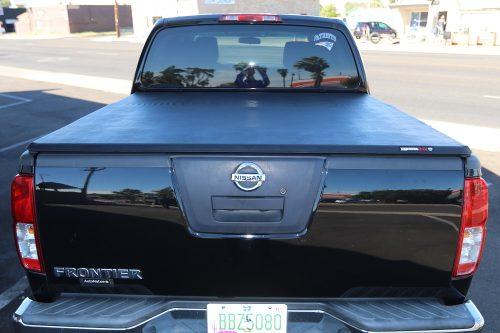 Nissan Frontier Extang Trifecta Tonneau Cover