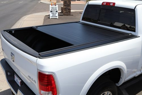 RAM RetraxPRO MX Retractable Truck Bed Cover