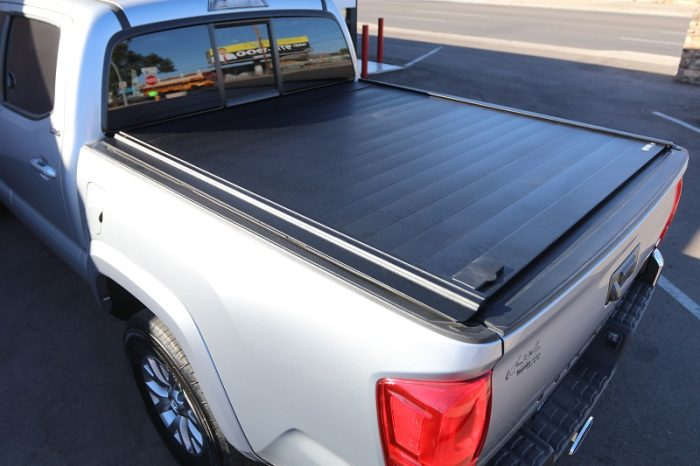 TOYOTA TACOMA RETRAXPRO MX Covers