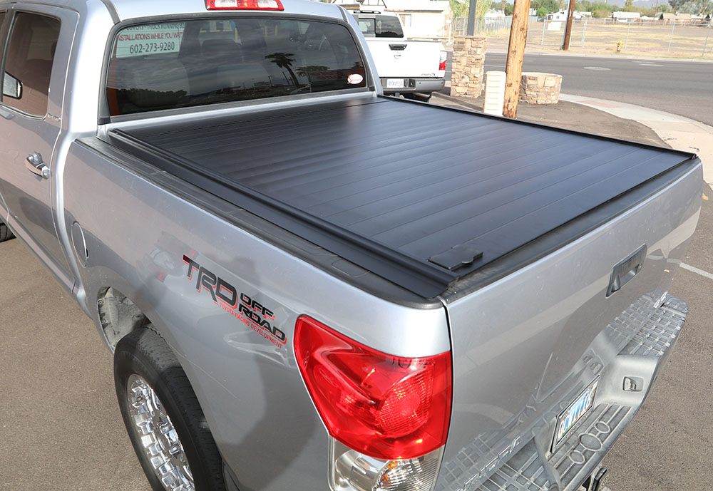 TOYOTA TUNDRA RETRAXPRO MX TRUCK BED COVERS