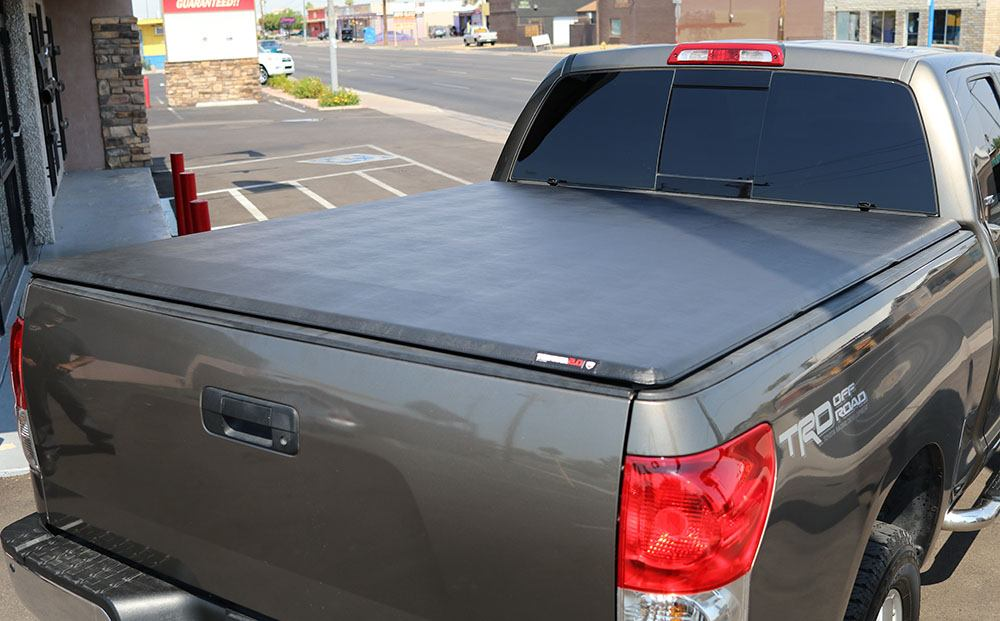 Tundra Bed Cover >> Toyota Tundra 5 1 2 Ft 07 13 With Rail System 92801 Truck