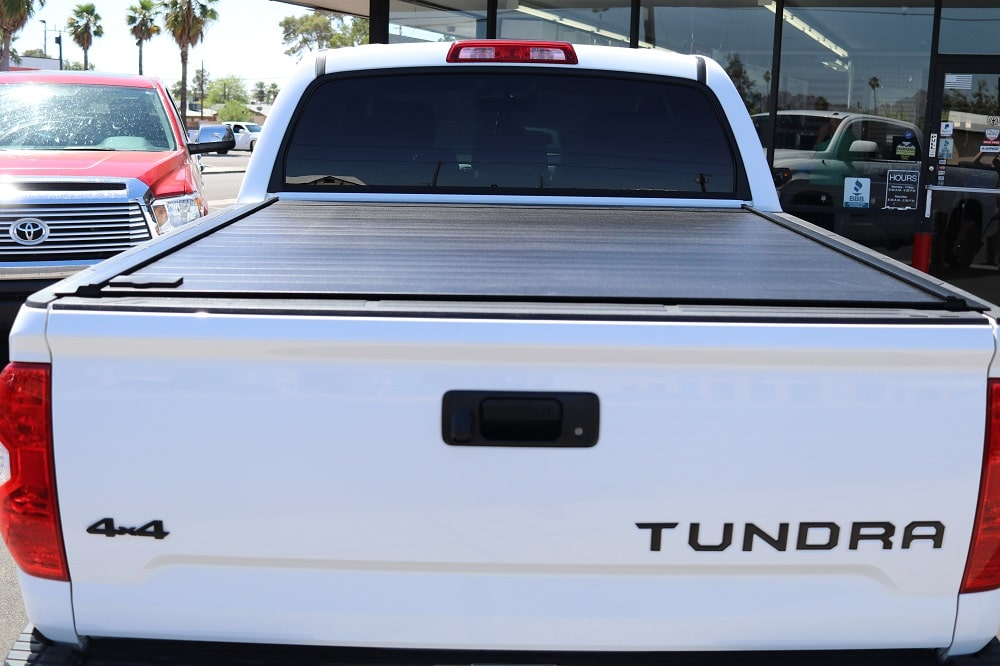 Toyota Tundra RetraxPRO MX Retractable Bed Cover