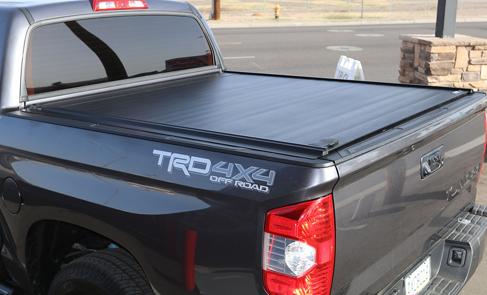 Toyota Tundra RetraxPRO MX Truck Bed Cover