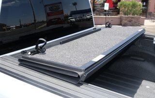 UnderCover Ultra Flex Hard Folding Tonneau Cover