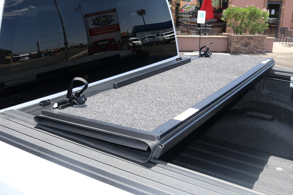 UnderCover Ultra Flex Hard Folding Tonneau Cover