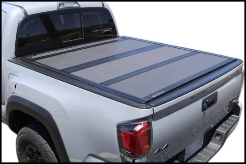 bakflip mx4 hard folding tonneau cover toyota tacoma 448426