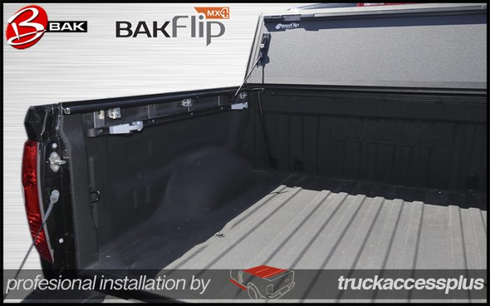 bakflip mx4 tundra with track system
