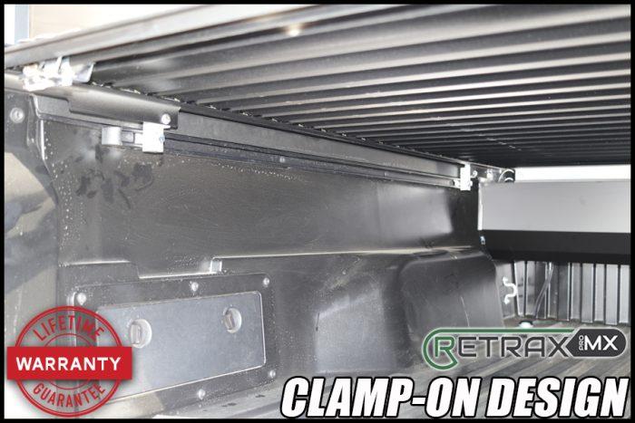 clamp on installation retraxpro mx 80852