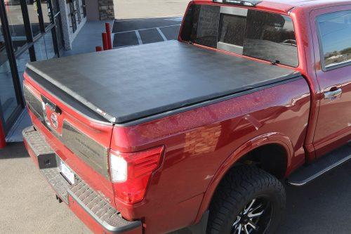 extang trifecta nissan titan truck bed cover