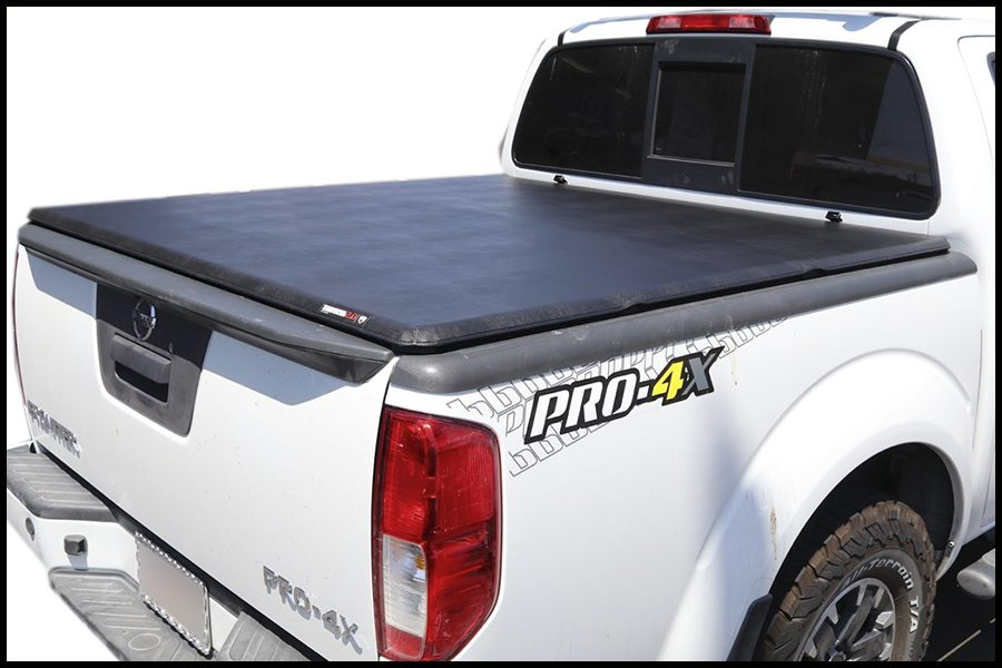Trifecta 2 0 05 20 Frontier 4 11 W Factory Bed Rail Caps Truck Access Plus