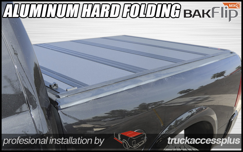 Tacoma Vs F150 >> BAKFlip Truck Bed Covers - Truck Access Plus