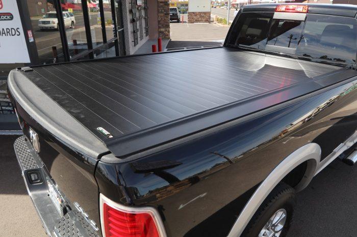 ram retractable truck bed cover 8ft retraxpro mx 80233