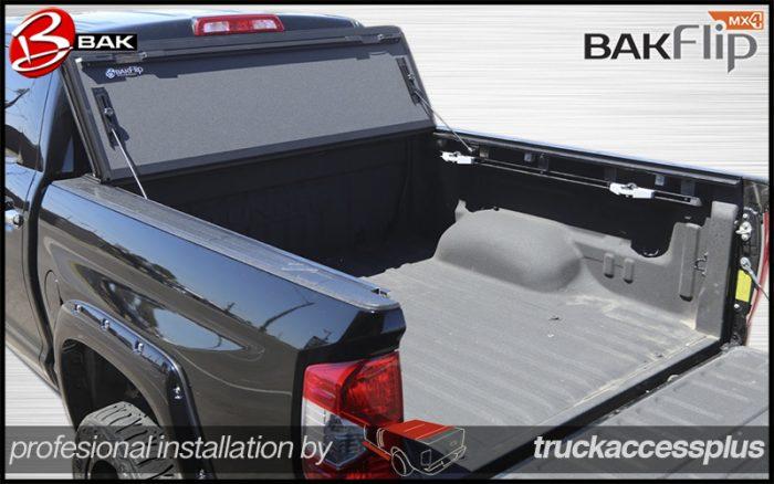 tundra bakflip mx4 hard truck bed cover