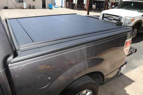 FORD F150 RETRAX RETRACTABLE TONNEAU COVER