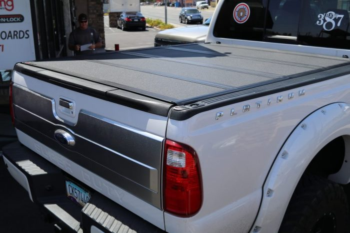 Ford F250 Super Duty BAKFlip MX4