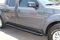 Nissan Frontier 3 Inch Black Nerf Bars