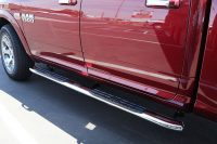 RAM 4 Inch Oval Nerf Bars