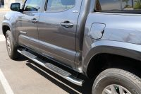 Toyota Tacoma 4 Inch Oval Nerf Bars