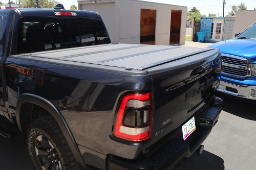2019 ram hard folding tonneau cover bakflip mx4 448227