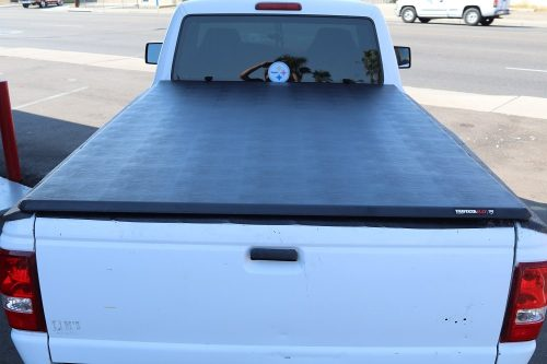 Ford Ranger Extang Trifecta 2.0 Soft Folding Tonneau Covers