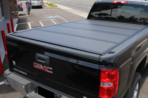 BAKFlip MX4 448122 Hard Folding Tonneau Cover
