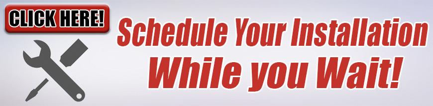 schedule install