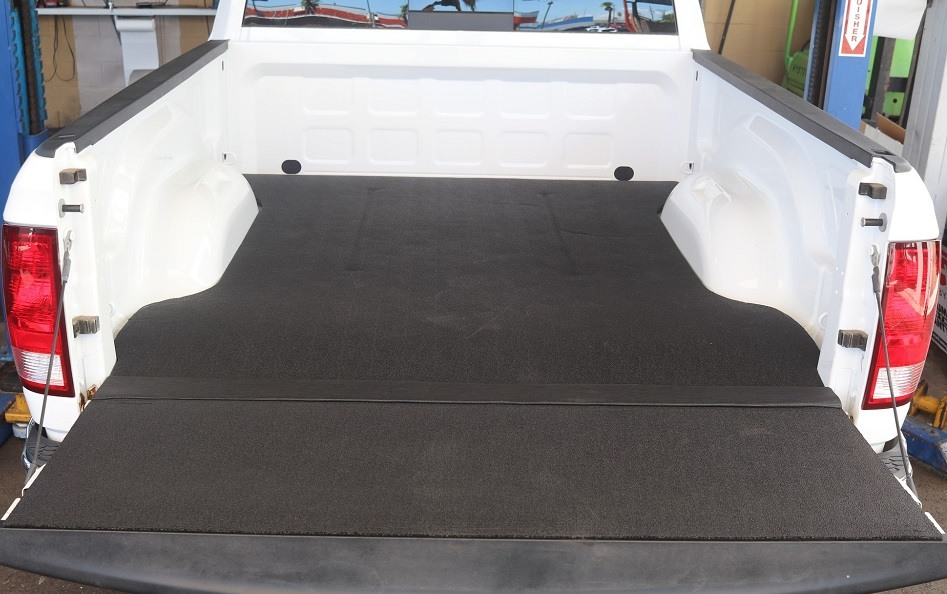 bedrug xlt pickup truck bed protection mat