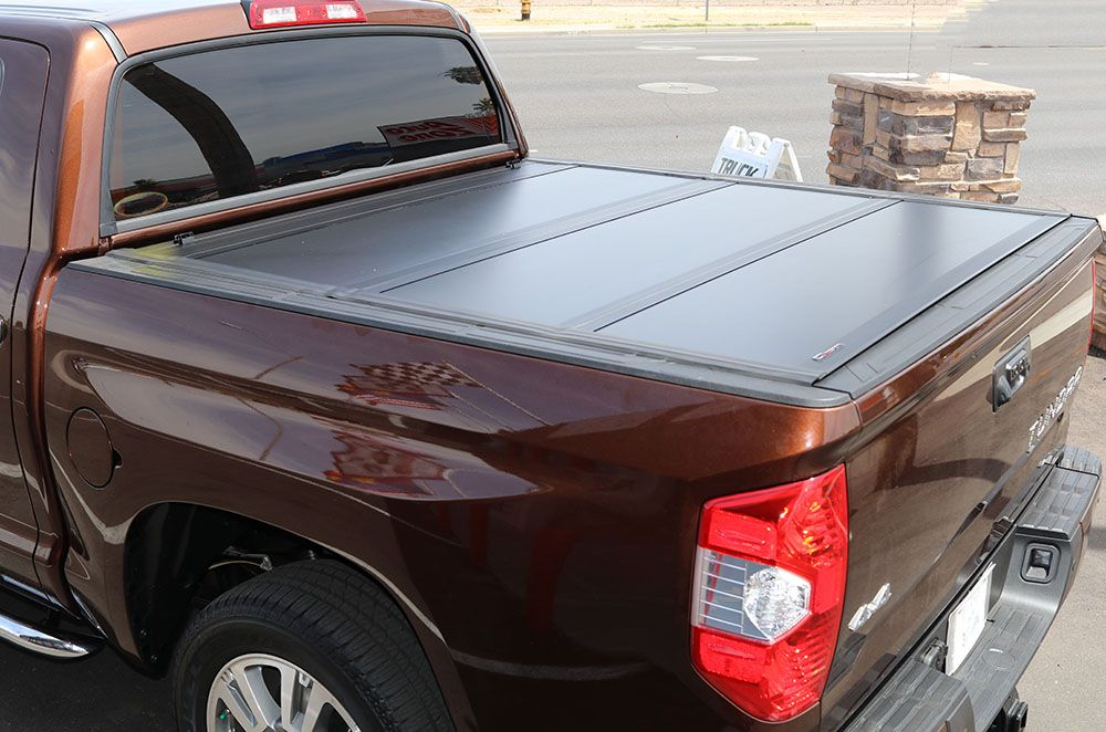 Toyota Tundra UnderCover Ultra Flex Bed Cover