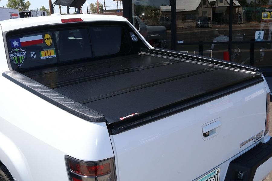 Honda Ridgeline BAKFlip G2 Truck Bed Cover