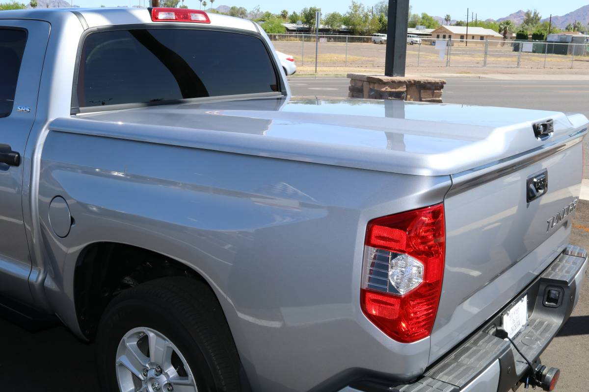 one piece undercover truck bed covers in arizona