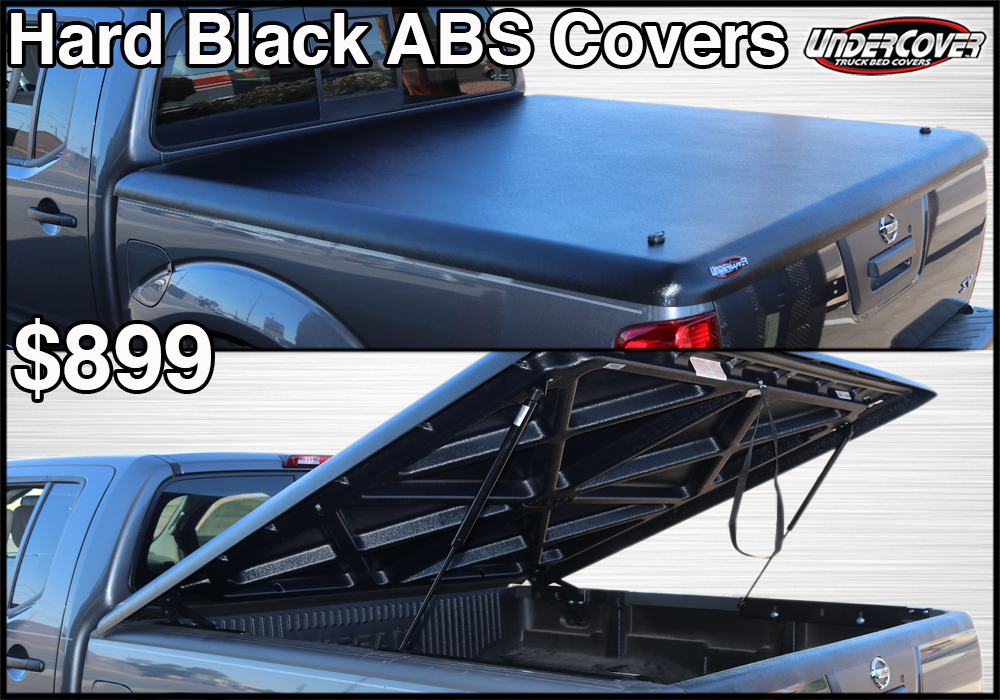 hard one piece tonneau covers
