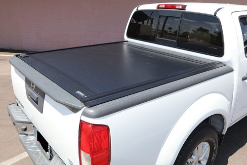 Nissan Frontier Retractable Tonneau Cover RetraxONE MX